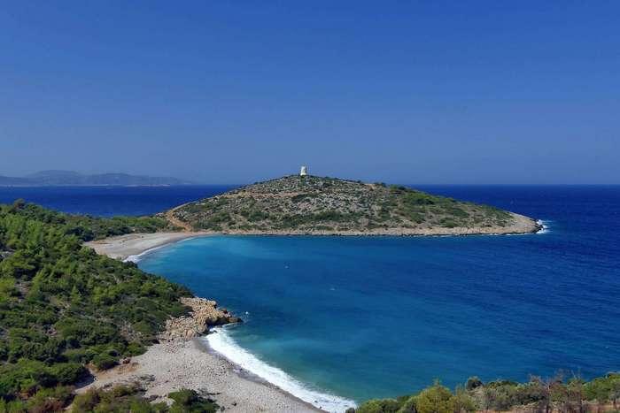 Отели в Афинах и на острове Хиос