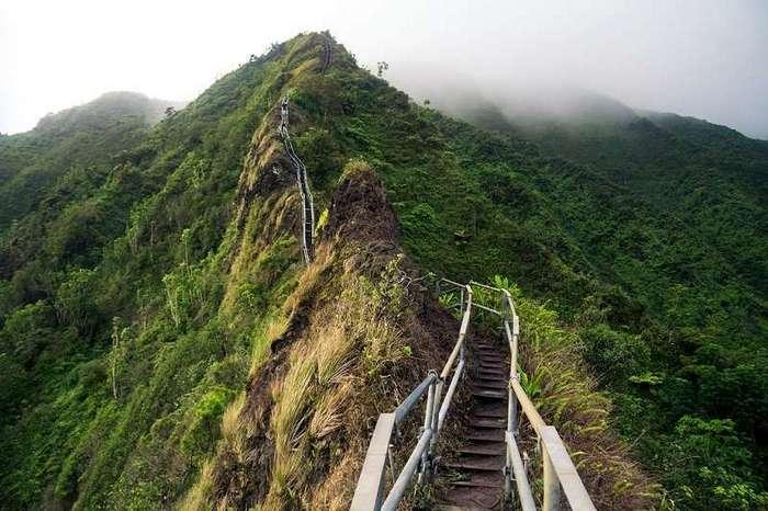 Туристические маршруты, по которым необходимо пройти каждому