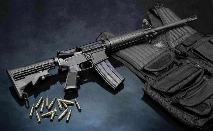 Основное оружие XX века