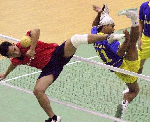 Малоизвестные и удивительные виды спорта