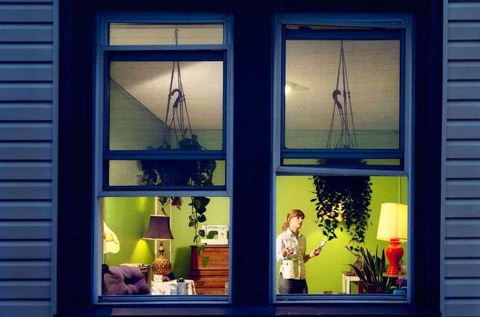 Заглянуть в чужие окна