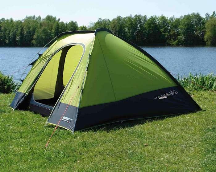 Ночлег туриста: отель или палатка?