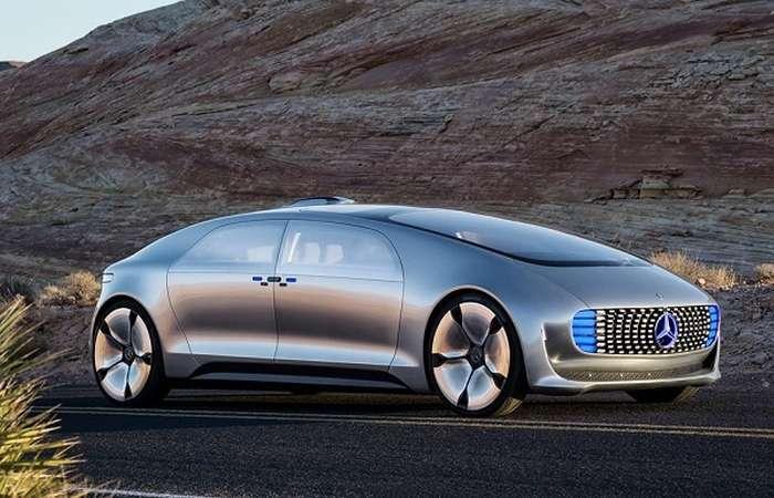 15 удивительных футуристических автомобилей, которые разрабатываются в настоящее время