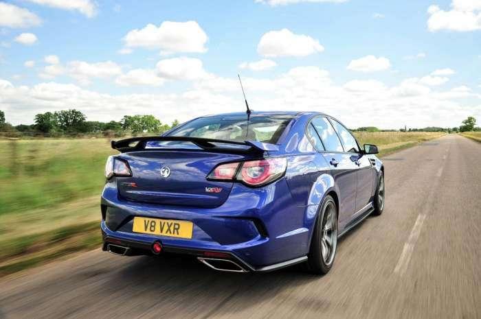 Последний из масл-каров: Vauxhall выпускает в Европу свой финальный автомобиль