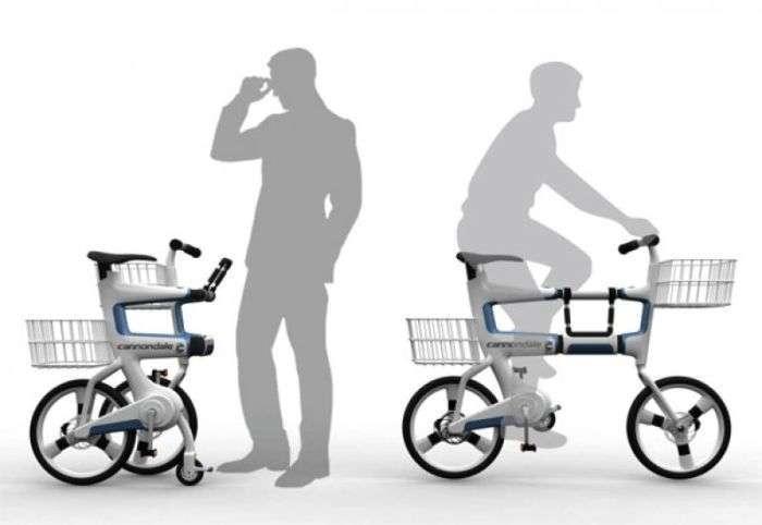 5 странных велосипедов, на которых неожиданно удобно ездить