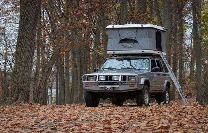 5 важных вещей, которые следует знать перед покупкой автомобильной палатки
