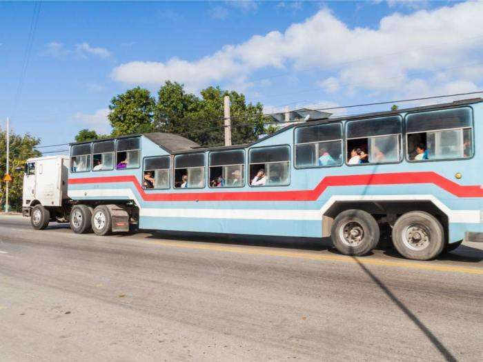 7 необычных видов транспорта со всего мира, которые удивят кого угодно