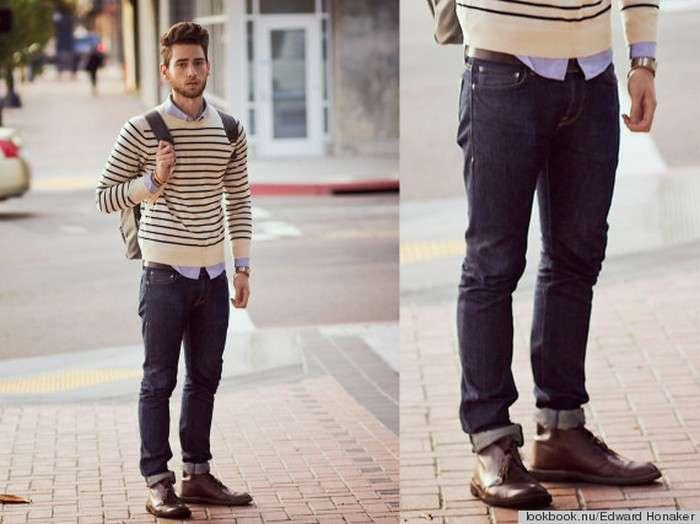 Мужские секреты: как казаться более мускулистым и подтянутым с помощью одежды