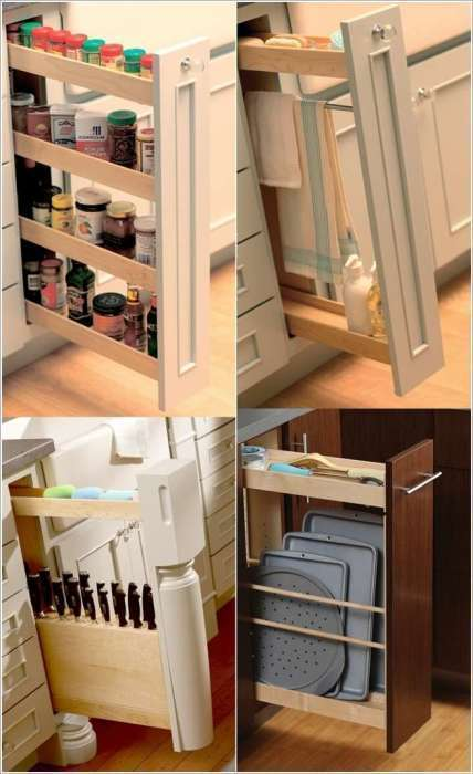 20 простых и эффективных идей, которые помогут оптимизировать пространство в однокомнатной квартире