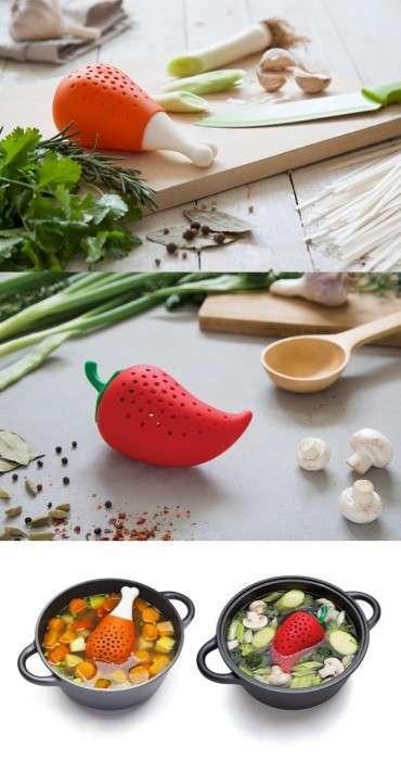 10 крутых штуковин, благодаря которым готовить на кухне будет легко и просто