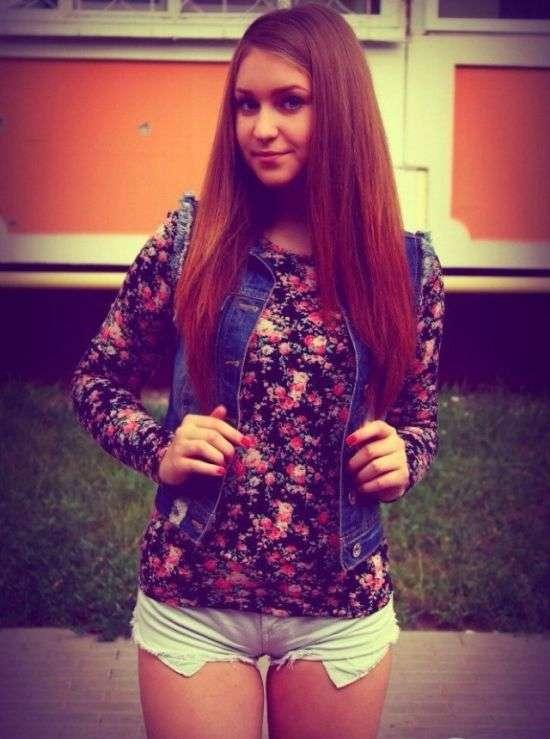Красавицы в шортах (30 фото)