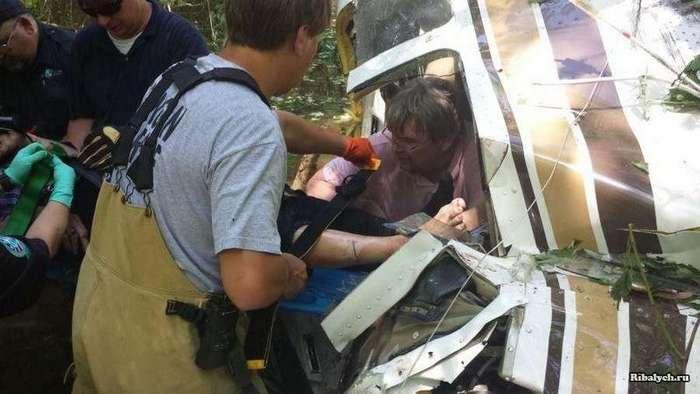 Пилот, попавший в авиакатастрофу, полностью забыл свою прошлую жизнь (9 фото)