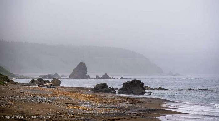 море фото сахалин