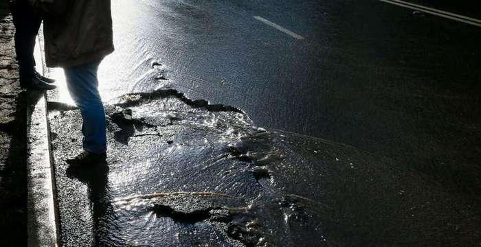 Отечественные дорожные технологии: 10-ти часовой асфальт (4 фото)