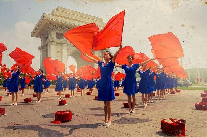 Миссия выполнима: вернулся из Северной Кореи живым (26 фото)