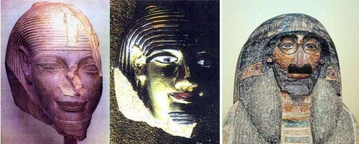 Дешевый египетский &171;сувенир&187;