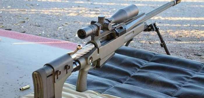 Топ-10 лучших снайперских винтовок (11 фото)