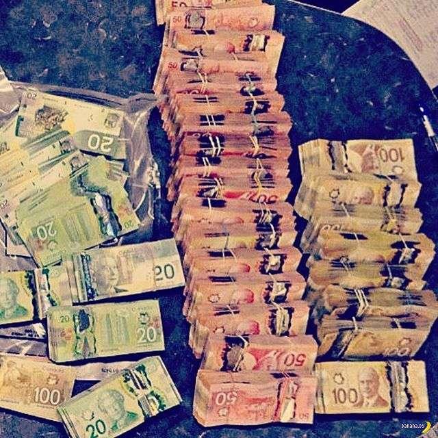 Богатые канадцы выпендриваются в Инстаграме