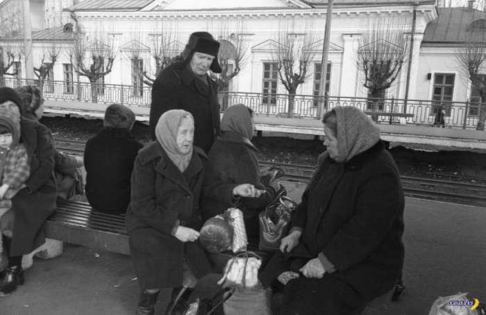 Не парадный СССР