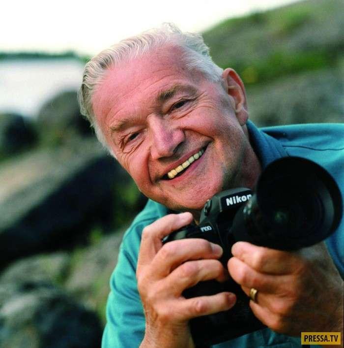 Таинство зарождения человеческой жизни в уникальных фотографиях Леннарта Нильсона (18 фото)