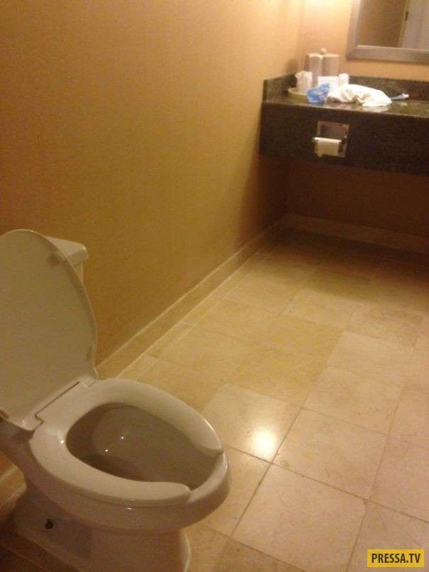 Смешные казусы в отелях (20 фото)