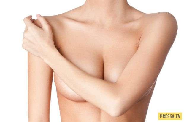 ТОП-5 познавательных фактов о женской груди (5 фото)