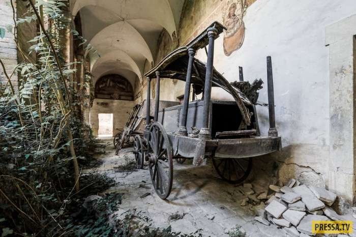 Заброшенная Италия (9 фото)