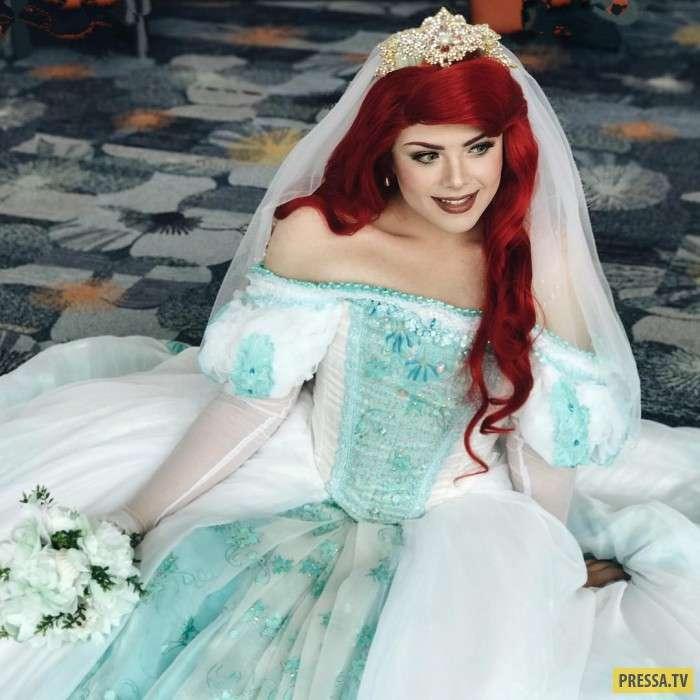 Эта прекрасная принцесса на самом деле… парень! (17 фото)