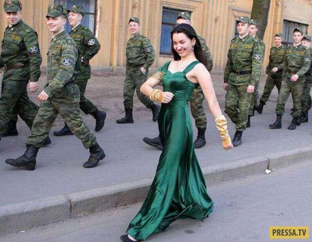 Армейские приколы из разных стран (41 фото)