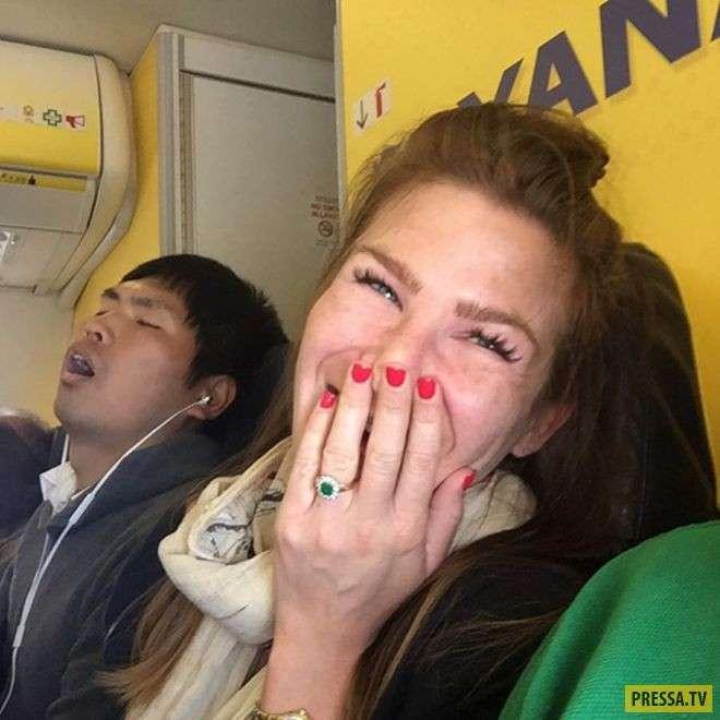 Эти соседи в общественном транспорте вызовут у вас нервный зуд! (26 фото)