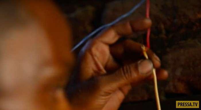 Уникальный индиец получает энергию непосредственно от электричества (5 фото)