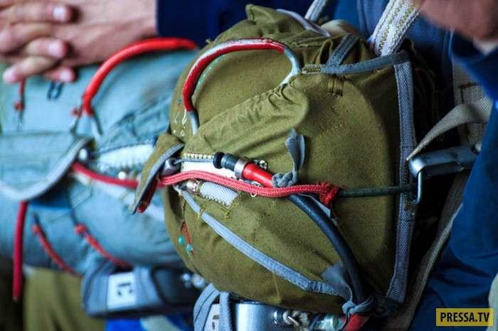 ТОП-10 заблуждений о прыжках с парашютом (10 фото)