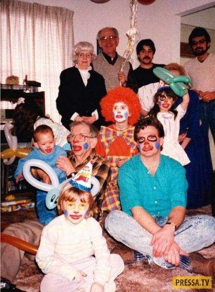 Смешные семьи (22 фото)