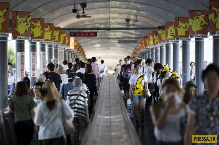 -Покемон- очень популярен в Японии (16 фото)