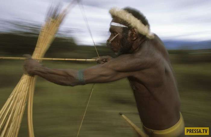Племя которое живёт на высоте (20 фото)