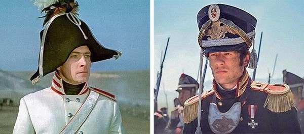 Отечественные и зарубежные актеры в экранизациях русской классики (11 фото)