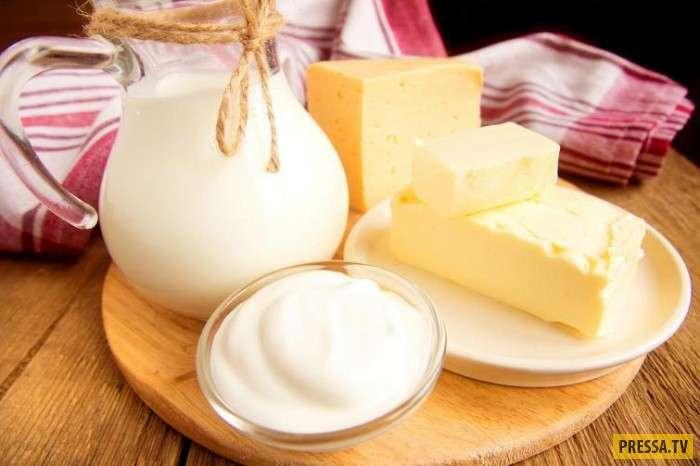 Что надо знать о молочных продуктах (7 фото)