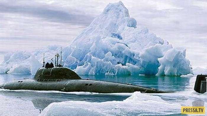 Нырок под айсберг
