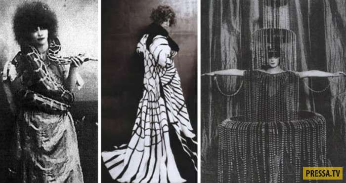 Невероятно красивые и загадочные женщины - легенды 20 века (24 фото)