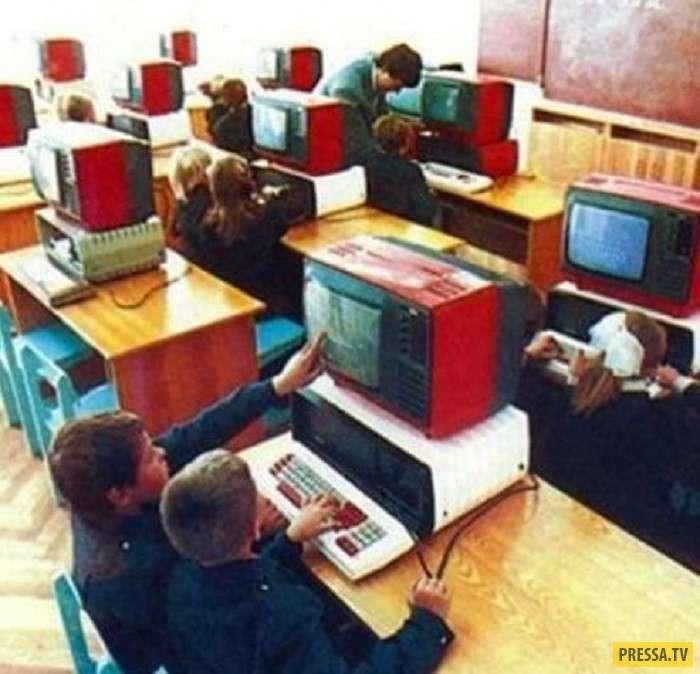 Советское детство (26 фото)
