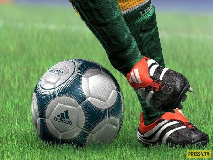 """Как мы """"отделали"""" аргентинцев в футбол"""