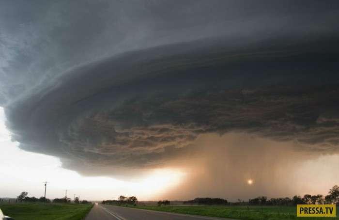 Топ 15: Пугающие и непонятные природные явления, у которых есть простое научное объяснение (15 фото)