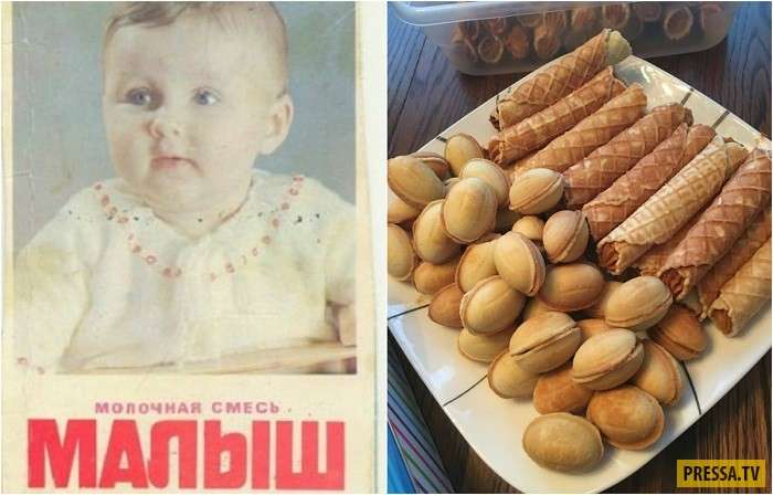 Деликатесы советских детей (25 фото)