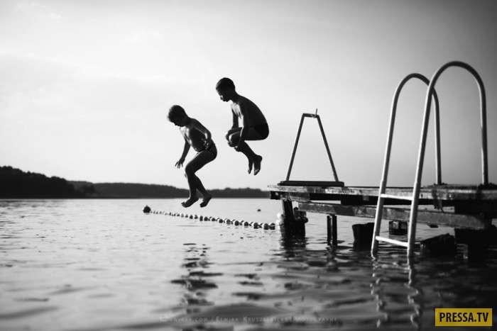 Лето без гаджетов и мобильных телефонов (20 фото)