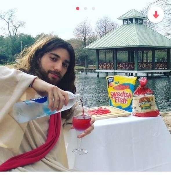 Безумно странные фотографии с сайтов знакомств