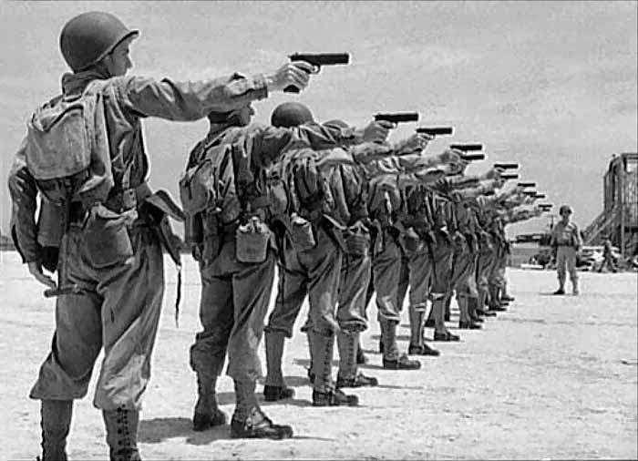 Colt М1911: самый известный американский пистолет в истории-17 фото-