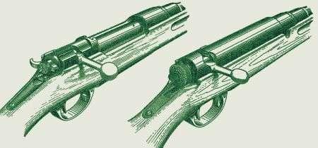-Арисака- - винтовка японского производства-27 фото-
