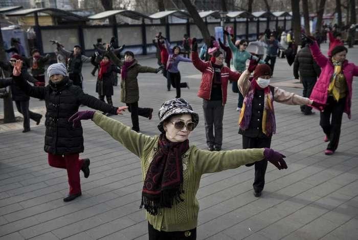 Такие странные китайцы или 10 интересных фактов о китайцах-10 фото-