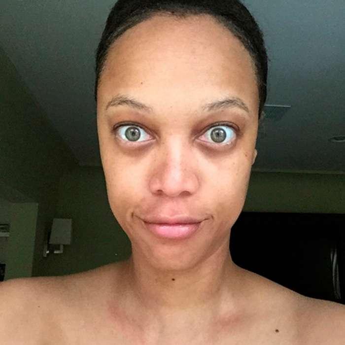 20 селфи знаменитостей, которые отлично выглядят без макияжа
