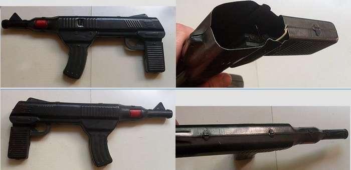 Оружейный арсенал советских детей-74 фото-